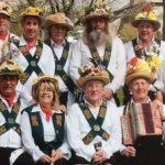 Morris Men and Summer Fete